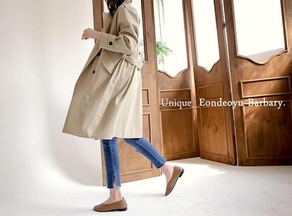 Eondeoyu Trenchcoat